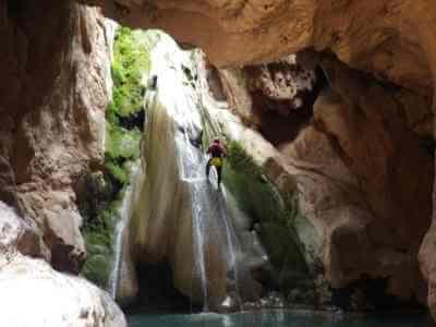 Recorregut fluvial: el Barranc de *Bercolon, Tuéjar, Alt Túria