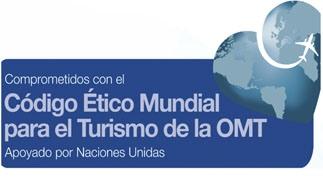 Desatur està adscrit al *Codigo *Etico Mundial per al Turisme de la OMT